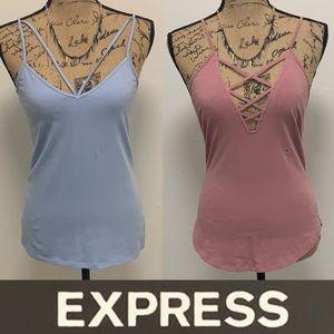 Express Strappy Cami Bundle